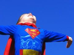 Superman by adjustafresh on Flickr