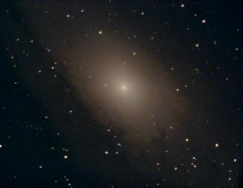 M31 - Messier Marathon 2008