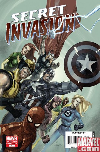 Secret Invasion de Yu