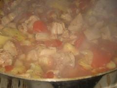 Ides of March Italian Chicken and Artichokes