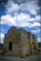 Ναός Αρχαγγέλου Μιχαήλ Μάλλουρας αντολική όψη / Archangel Michail Mallouras church east side