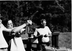 Son of Magnum (VEB Zardoz the Gravyboat) Tags: summer vacation bw usa holiday film apple wisconsin america 35mm mono mac nikon bn software iphoto analogue nikkor schwarzweiss 黑白 nikonf4 白黒 blancenegre светотенево
