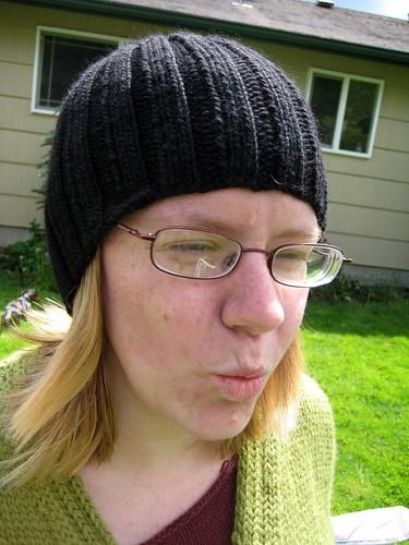 Hat to replace Matt's too short hat