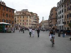 Piazza di sapgna