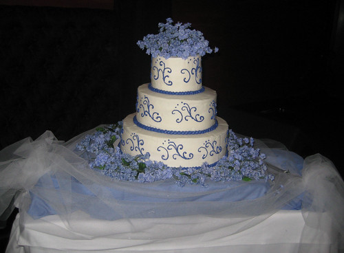 A little violet navy blue and sky blue should do it for you The cake