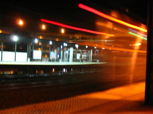 Train Warp