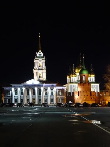 Тула. Кремль.