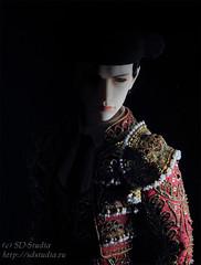 Киар_тореро_night_v2 (SD-studia) Tags: torero souldoll souldollvito vito vitoboy bjd bjdphoto dolls dollfoto