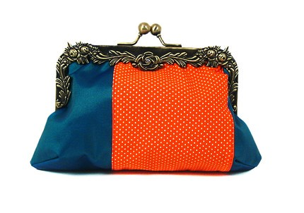 sofie clutch at Lolafalk