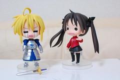 Argh! (Chi (in Oz)) Tags: cosplay fate gsc  izumi kagami  luckystar  konata goodsmile hiiragi  nendoroid
