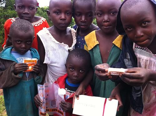 Children with AidPod