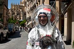 271/365 El Astronauta Yuri Gagarin encontrado en Segovia