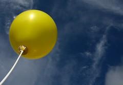 UP (the glitchman) Tags: sky up cielo globo cirrus cirros universidaddeconcepcion udeconce