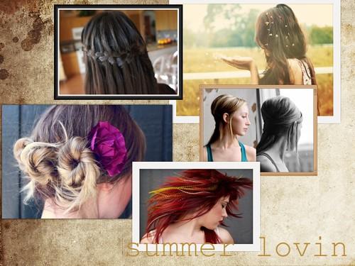 summer lovin hair