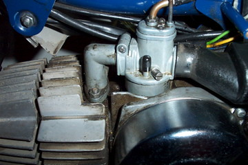 Puch Carb