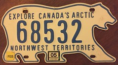 NORTHWEST TERRITORIES 2005 license plate (woody1778a) Tags: world auto signs canada history cars car sign vintage edmonton photos antique tag north woody plate nwt tags arctic licenseplate collection number photographs license plates foreign northwestterritories oddball numberplate licenseplates numberplates licenses rarity cartag carplate carplates autotags cartags autotag foreigns pl8s worldplates worldplate foreignplates platetag