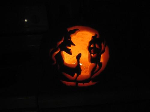 Megan's Pumpkin