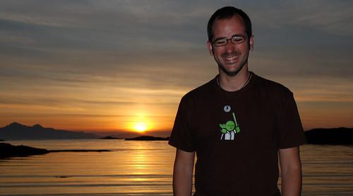 La fascinante puesta de Sol de Arisaig. Por Escocia (17)