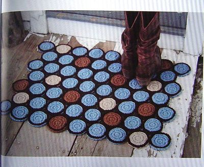 Crochet Pattern Central - Free Rugs Crochet Pattern Link