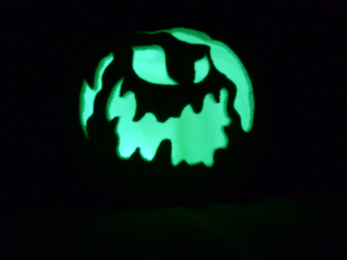 oogie boogie on the moon a nightmare before christmas pumpkin occasions and holidays - The Nightmare Before Christmas Oogie Boogie