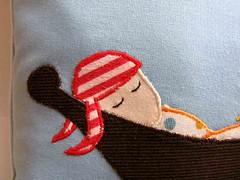 cushion detail 03 (NI-KO) Tags: boy baby boys blog application pirate niko cushion sewed nikode bestestcke
