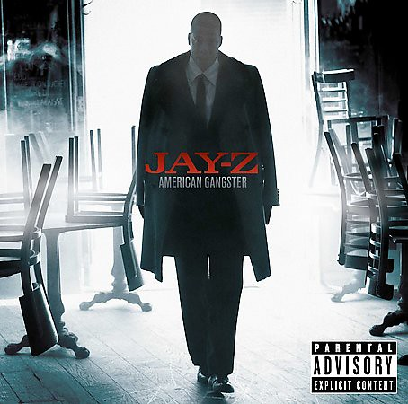 Jay-z American Gangster Album Cover