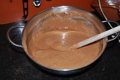chocoladetaart met noorderkrieken 003