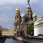 St-Petersburg: Church of the Savior on Blood