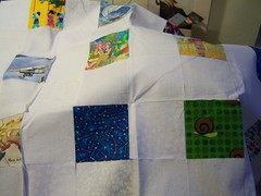 Choose your own adventure quilt for Ella