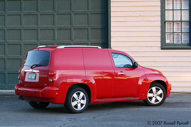 red car truck wagon cargo chevy suv clearbrook gmfyi ©2007russellpurcell chevrolethhrpanel ©russellpurcell russpurcell russellpurcell