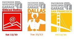 Upcoming Facebook Developer Garages: Silicon V...