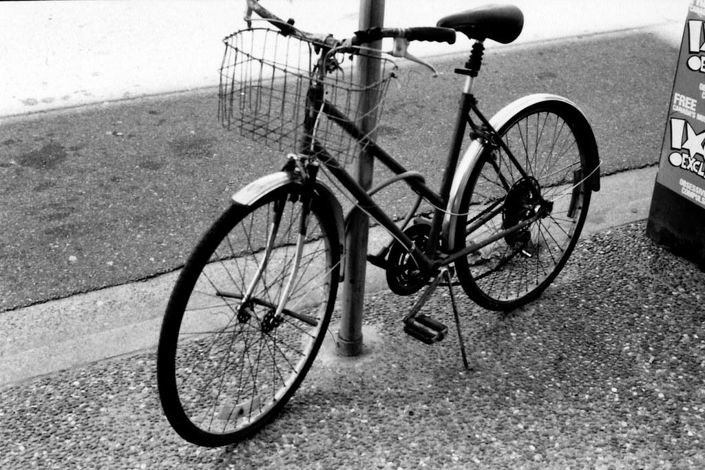 The pepperoni bike