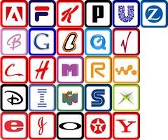 The Brand Alphabet