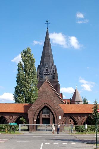 Sint-Theodarduskerk, Beringen-Mijn by Erf-goed.be.