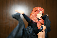 gqstatue06 (Foenix) Tags: statue inferno clone marvelcomics madelynepryor goblinqueen jeangrey