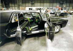 Green Hornet Car Kato @ NYC Car Show