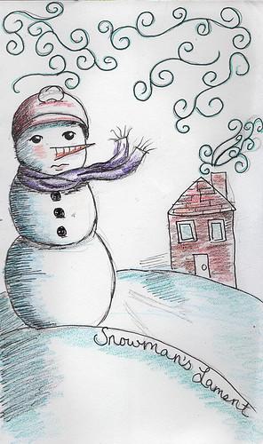 Snowman's Lament
