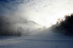 The Fog (marco marescotti) Tags: neve nebbia inverno montagna naturalmente valsassina nginationalgeographicbyitalianpeople