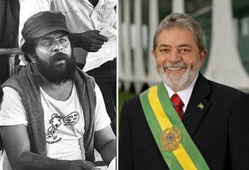 Lula antes e depois do Bolsa Família