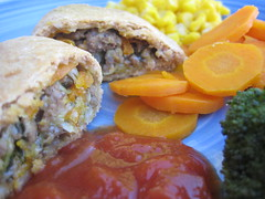 Meat & Vegetable Pasties