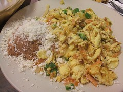 """""""Eggs a la Mexicana"""""""