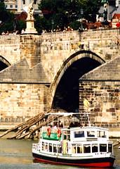Boat (jandudas) Tags: old city europe czech prague capital central eu prag praha praga tschechien unesco historical bohemia praag checa tsjechië ceca česko tchéquie прага чехия