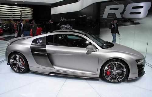 2008 Audi R8 Tdi Le Mans Concept. Audi R8 V12 TDI concept