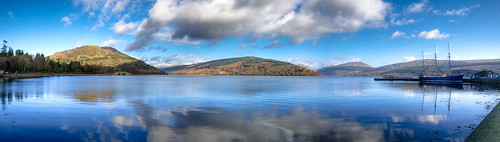 Inveraray Panorama