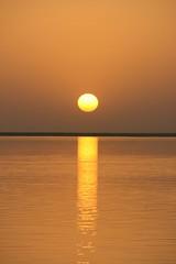 sunset 2 (joyful JOY) Tags: ocean sunset sea beach uae abudhabi js