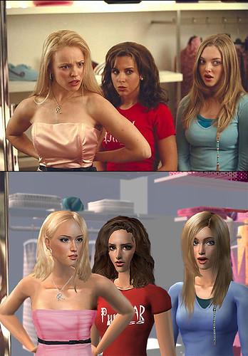 Mean Girls by •Miranda•.