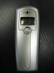 Alcoscan AL2500 Breathalyzer
