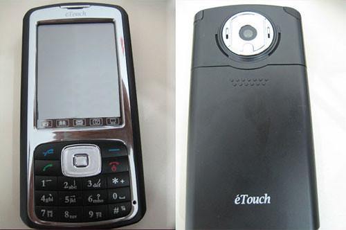ETouch D20 Double SIM Cellphone