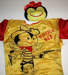 Buffalo Bee Halloween Costume