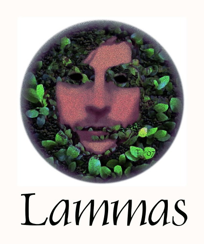 green man lammas rondo t